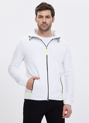 Loft Sweatshirt Beyaz